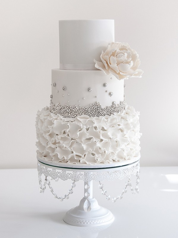 Wedding Cake Stages and Phases